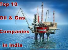 Top 10 Oil & Gas Companies