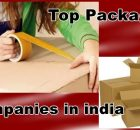 Top Packaging comapanies in india