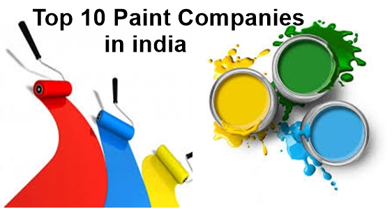 List Of Top 10 Paint Companies In India Learning Center
