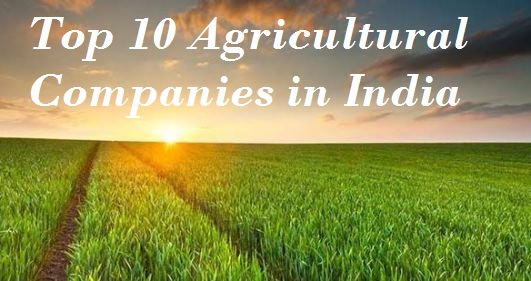 Top 10 Organic Farming / Agricultural Companies in India