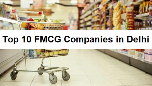 Top 10 FMCG Companies in Delhi/NCR - Learning Center