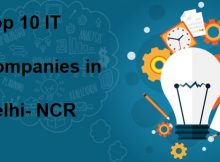 top 10 IT companies in Delh-NCR