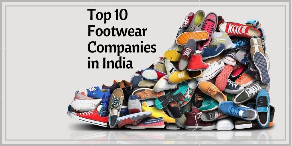 top ten indian shoes brand