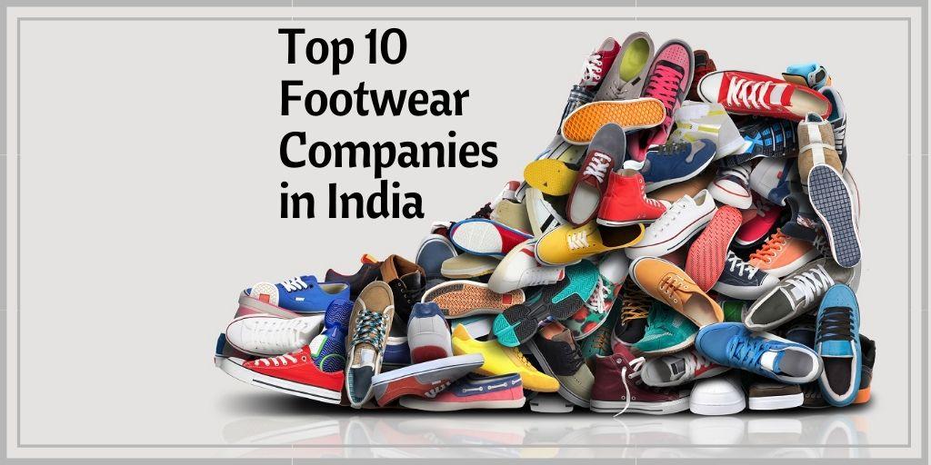 biggest footwear brands