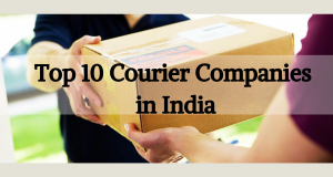 Top 10 Courier Companies in India - Learning Center - fundoodata com